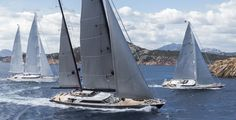 The Seahawk, Clan VIII, and Rosehearty - The Sixth Perini Navi Cup Arrives September 2015   (2113×1080)