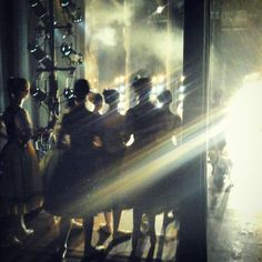 I pic from when i performed with les grands ballets canadiens and opera de paris for la paquita!