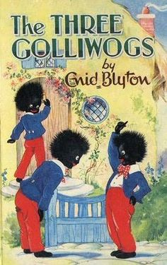 The Three Golliwogs, still got my old Enid Blyton books. Among the first books of Enid Blyton that I read. Illustrations, Children's Book Illustration, Enid Blyton Books, My Childhood Memories, Childhood Stories, 1970s Childhood, Childhood Toys, Little Golden Books, Vintage Children's Books