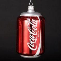 Coca Cola / Coke Christmas Tree Ornament