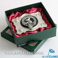 Clan Sutherland Pewt