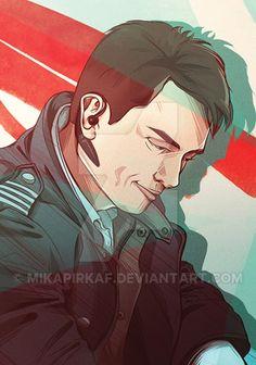 Captain Jack Harkness by MikaPirkaf on @DeviantArt