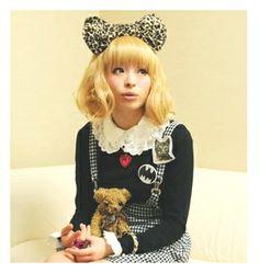 Le style Aomoji-kei (#38738;#25991;#23383;#31995;) vu par la Harajuku girl Kyary Pamyu Pamyu ! - Tokyo Fashion Show