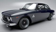 alfa romeo giulia sprint gta - 1965