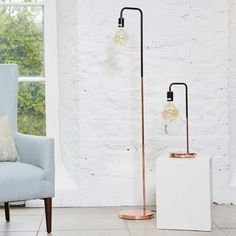 Oulu Lighting Collection - Floor Lamp