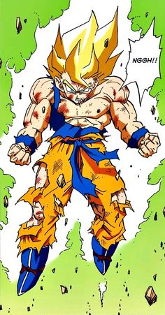 SSJ Goku Dragon Ball Z, Dragon Z, Dbz Manga, Manga Dragon, Blade Runner, Akira, Bd Comics, Z Arts, Fan Art