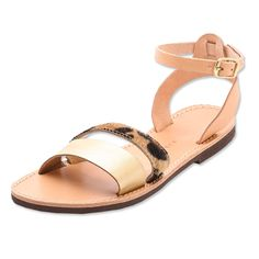 50 Pairs of Chic (and Comfy!) Flat Sandals - Isapera from #InStyle