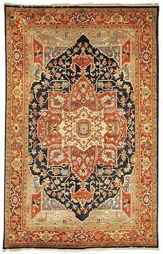 Saravieh rug for living room