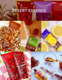 Beauty is Natural, and Nature is Beautiful with Desert Essence!