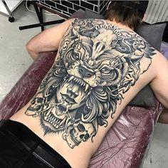 By @jakobholst_tattoo еще  #Regram via @tattooscollective