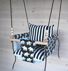 Discover recipes, home ideas, style inspiration and other ideas to try. Baby Kids, Baby Boy, Play Mobile, Hammock Swing, Indoor Swing, Baby Sewing Projects, Baby Swings, Baby Teethers, Baby Room Decor