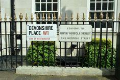 Marylebone | High Street | wander the gorgeous Georgian streets and soak up the classy vibes