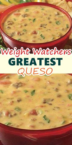 healthy snacks - Try this meaty queso for perfect nachos and more! The crockpot melts the cheeses, blends the flavors and maintains a perfect serving temperature The Greatest Queso That Ever Lived Ingredients 1 block Oz Block) Velveeta Chees Weight Watchers Appetizers, Plats Weight Watchers, Weight Watchers Meal Plans, Weigh Watchers, Weight Watchers Diet, Skinny Recipes, Ww Recipes, Mexican Food Recipes, Cooking Recipes