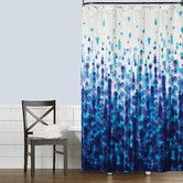 A wash of watery colors and a raindrop design make the Saturday Knight Mist Shower Curtain a quick way to hit the refresh button on your bathroom décor. Mint Green Bathrooms, Curtains Kohls, Home Styles Exterior, Cool Shower Curtains, Bed & Bath, Mists, House Styles, Knight, Design