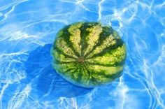 Watermelon Push Relay - Learn how to play: http://www.medallionenergy.com/all-about-pools/40-swimming-pool-games-play/