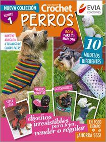Crochet Ropa para PERROS Nº 01 - 2015