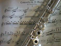flute, music