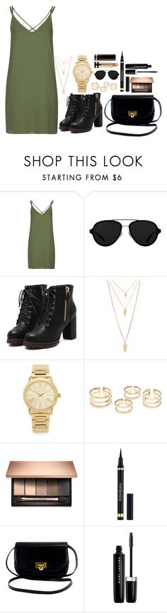 ~Gingerbread Man - Melanie Martinez~ by tiffanymejia on Polyvore featuring Topshop, Michael Kors, Forever 21, 3.1 Phillip Lim, Gucci, Marc Jacobs and Yves Saint Laurent. love the shoes