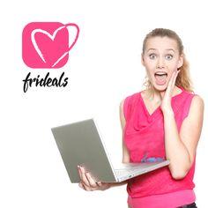 Descubre todas las novedades de https://www.frideals.es en nuestras redes sociales ¡Síguenos y entérate el primero de LO ÚLTIMO! #WeLoveFridays