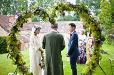 An English Bohemian Summer Wedding   Green Wedding Shoes Wedding Blog   Wedding Trends for Stylish + Creative Brides
