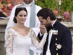 Hochzeitszeremonie: Prinz Carl Philip und Sofia Hellqvist