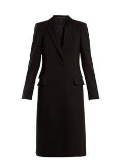 Long tuxedo satin panel jacket  | Stella McCartney | MATCHESFASHION.COM