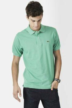 Short Sleeve Classic Pique courtyard #green #polo_shirt @Lacoste Lacoste, Sportswear, Polo Shirt, Polo Ralph Lauren, Sleeve, Classic, Green, Mens Tops, Shopping