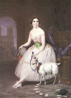 fanny cerrito | File:Esmeralda -Fanny Cerrito -London -1844.JPG