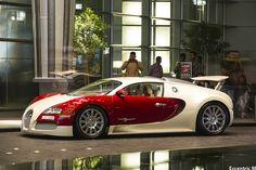 Bugatti...i want one