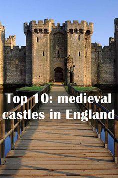Top 10: medieval castles in England - Trivota