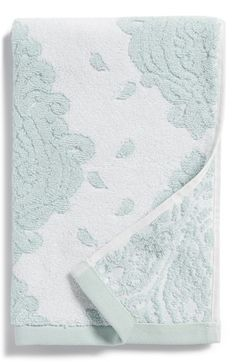 Nordstrom at Home 'Fiori' Hand Towel (2 for $36) available at #Nordstrom