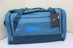 Nike small unisex duffel gym bag 20