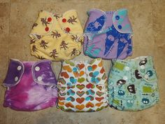 Adding soaker wings to a fitted diaper pattern ~ a tutorial