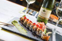 Sushi at Penarrubia, Athens Greece Trip, Athens Greece, Greece Travel, Cafe Restaurant, Cobb Salad, Sushi, Fun, Greece Vacation, Sushi Rolls