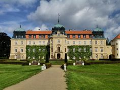 Lany Chateau, Châteaux and Castles in the Czech Republic
