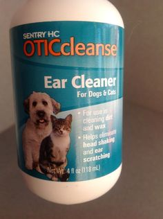 how to make ear cleaning solution for dogs