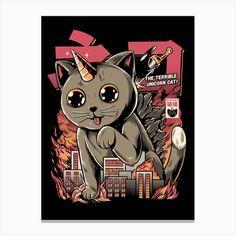 Drums Wallpaper, Japanese Poster Design, Japanese Typography, Ecole Art, Cat Posters, Poster Design Inspiration, Arte Horror, Arte Pop, Canvas Prints