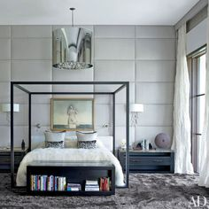 A Luxe Palladian-style Home For Two Art Connoisseurs Photos | Architectural Digest