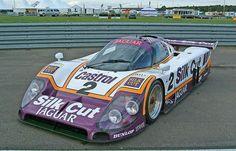 AWESOME Jaguar race car that won the Le Mans in Photo credit Mr. Jaguar Xk, Jaguar E Type, Jaguar Cars, Le Mans, 24 Hours Of Daytona, Automobile, Porsche Motorsport, British Sports Cars, F1 Racing