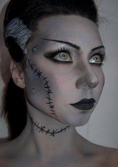 Bride of Frankenstein! | нαυηтє∂ вєαυту | Pinterest ...
