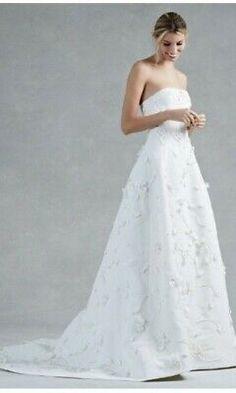 32 Best Oscar De La Renta Wedding Gowns Images Wedding Dresses