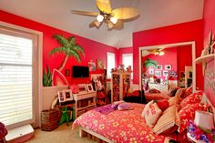my room if im single... or girls room!