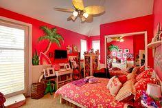 my room if im single... or girls room!
