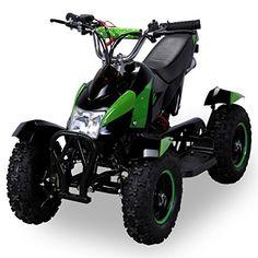 #Miniquad Cobra Kinder ATV 49 cc Pocketquad 2-takt Quad ATV