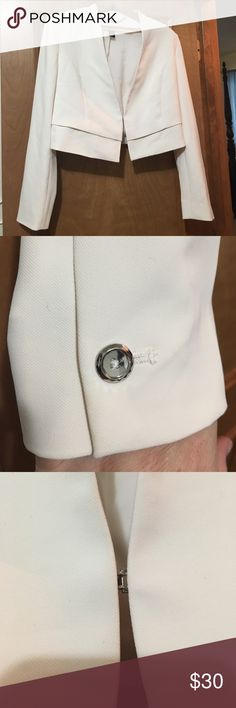 Dress jacket. White House. Dress jacket. New!  Great over a dress or with a pair of dress slacks. White House Black Market Jackets & Coats Blazers