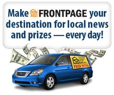 PCHFrontpage | Local and National News, Search and Daily Instant Win Opportunities! - News...a rare pin!