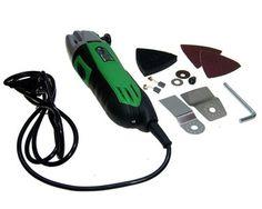 7 delig Multi-Tool met schuurplateau schraper zaagblad 230V  Nu voor maar € 39,95. Kijk op onze site voor meer informatie.