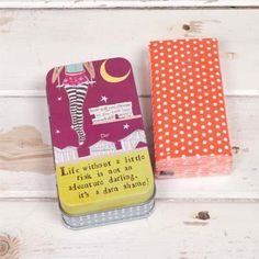 Curly Girl Tissue Tin Pack - Gorgeous Gifts
