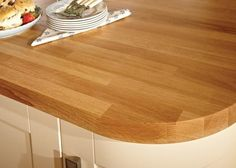 Solid Oak Block Worktop