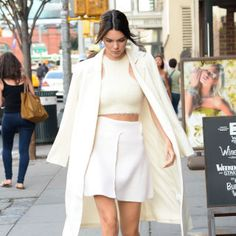 You Will Have *Opinions* About Kendall Jenner's Latest Outfit, Especially the…
